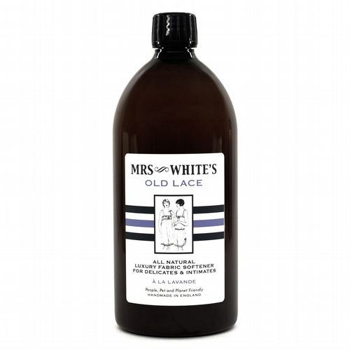 Mrs White's - Old Lace (Fabric Softener for Delicates)